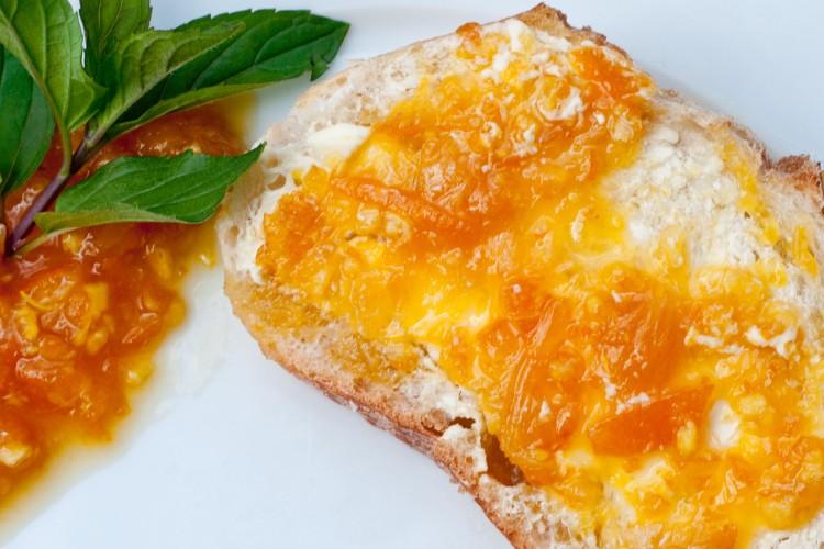 Zdrowy dżem pomarańczowy z imbirem. Bez żelfixów!